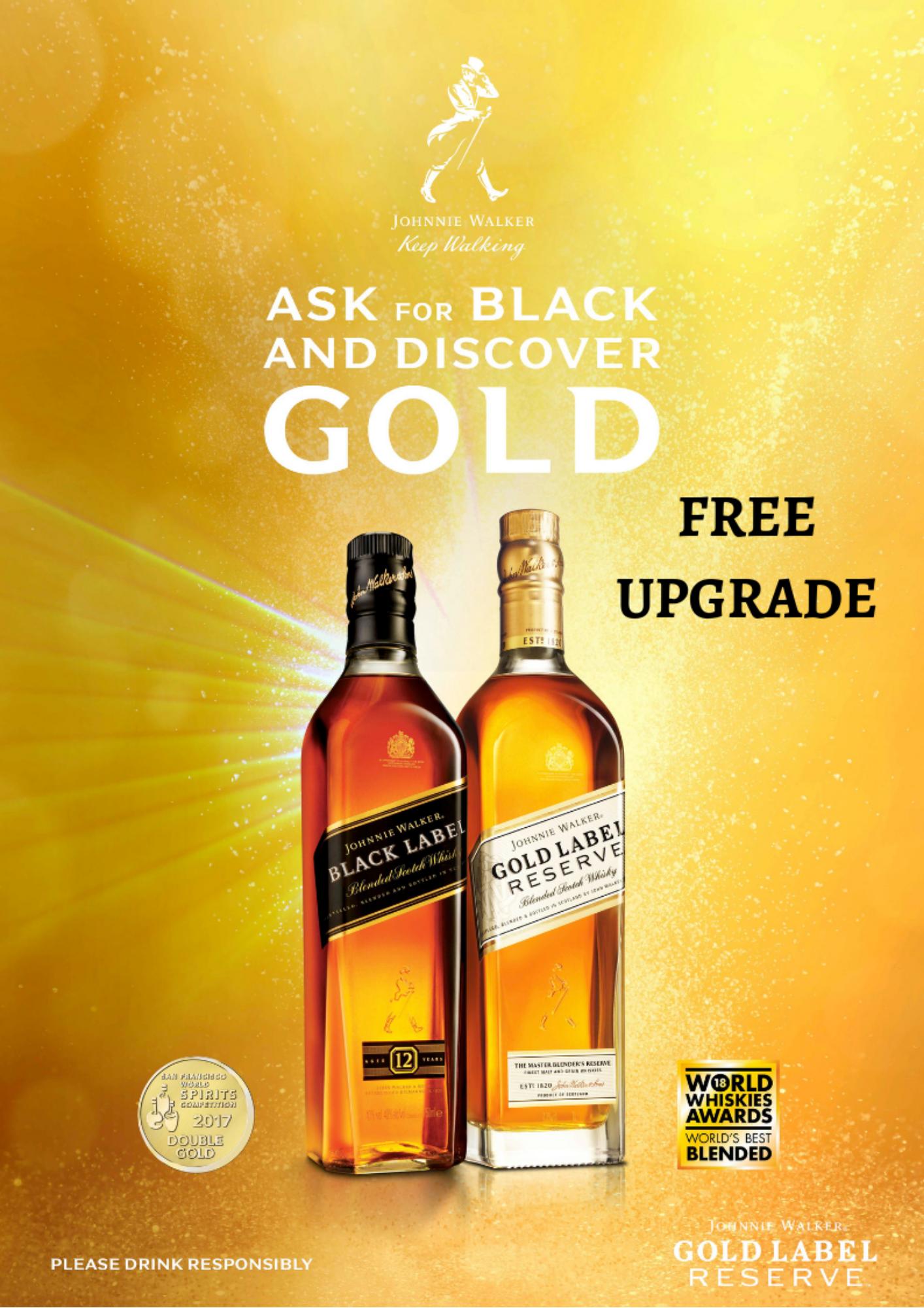 JW gold updrage