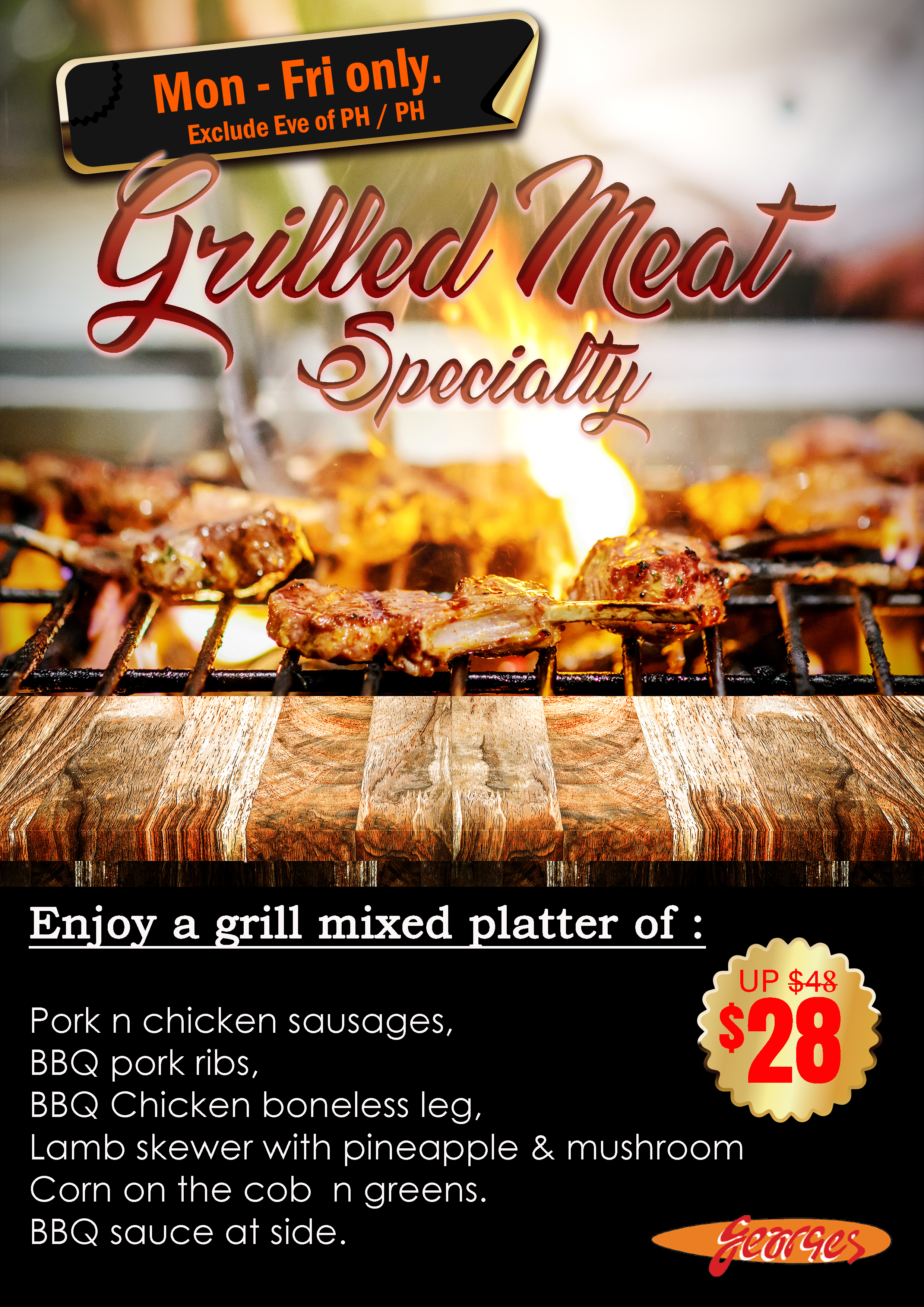 grilled meat specialty